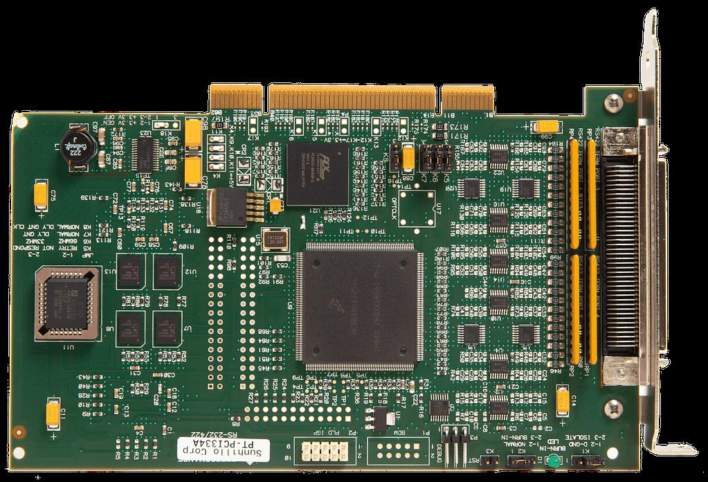 PCI334A Side Photo